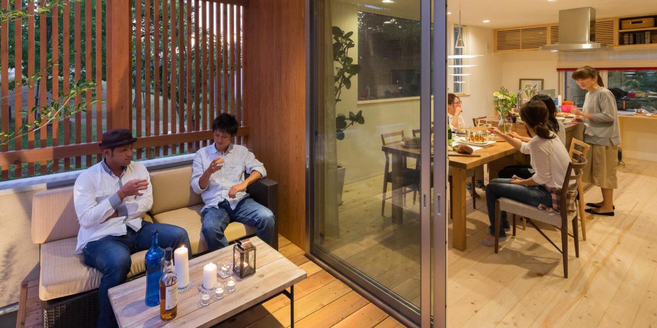 8月7日㈯・8日㈰ 「自然素材でつくるデザイン住宅」家づくり無料相談会開催!