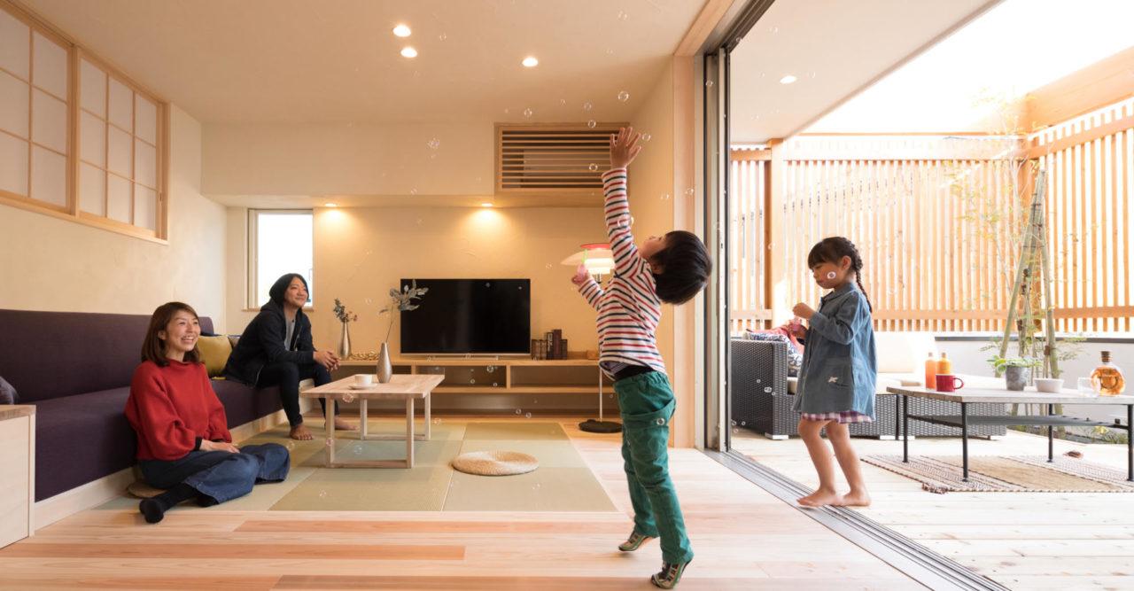 10月16日(土)・17日(日)「設計士とつくる自然素材デザイン住宅」モデルハウス見学会開催!